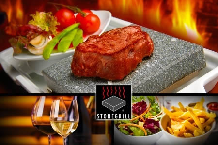 Stone Grill Pub Dining in Courtenay BC