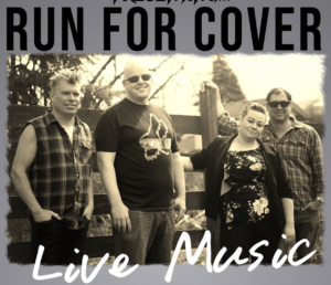 Run For Cover @ Whistlestop Pub