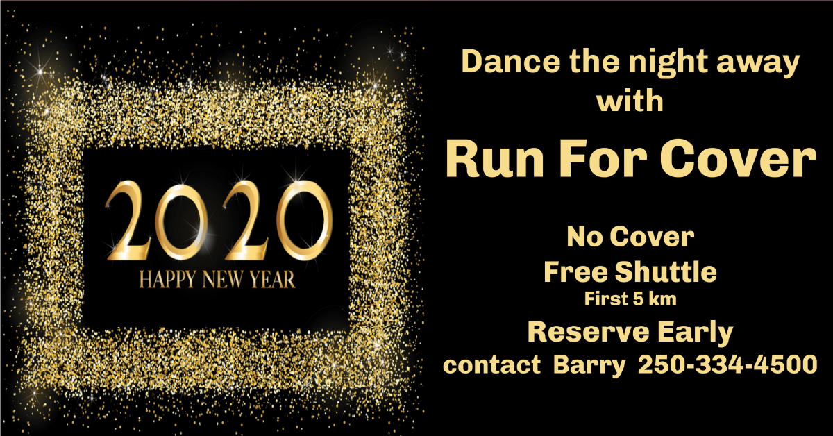 New Years Eve Party @ The Whistle Stop Pub